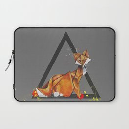 Paper Fox- Wild World Of Paper Series Laptop Sleeve