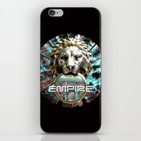 lions iPhone & iPod Skins featuring LIONS by infloence