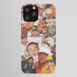 Mac Miller rapper iPhone Case