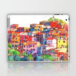 Cinque Terre vol2 Laptop & iPad Skin