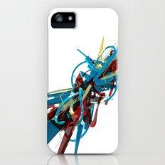 3d graffiti - 'Hyper Slim Case iPhone (5, 5s)