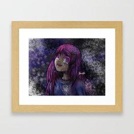 I Don't Need Anyone Framed Art Print