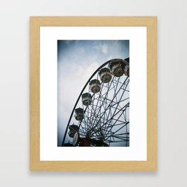 Fair Framed Art Print