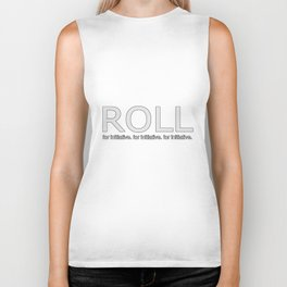 Roll for initiative! Biker Tank
