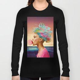Shark and gum Long Sleeve T-shirt