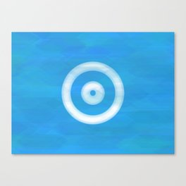 Water Sight Canvas Print