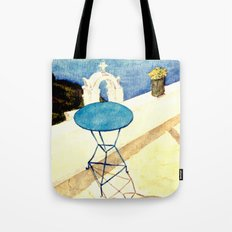 Greek Memories No. 5 Tote Bag