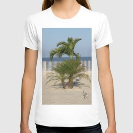 Jersey Palm Trees  T-shirt