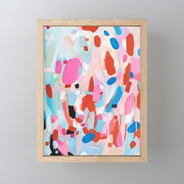 Something Wonderful Framed Mini Art Print