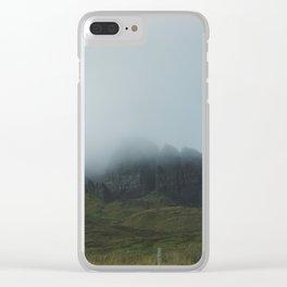 isle of skye, x Clear iPhone Case