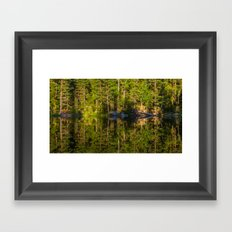 Tyresta Framed Art Print