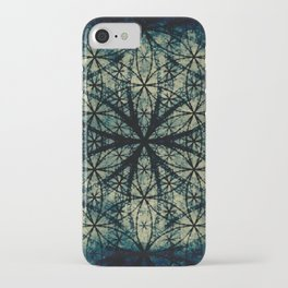 Sacred Geometry for your daily life -  ESOTERIC FLOWER OF LIFE iPhone Case