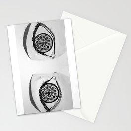 Oreo Eyes Stationery Cards