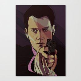 Ianto Jones Canvas Print