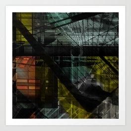 Deeper Heights 2 Art Print