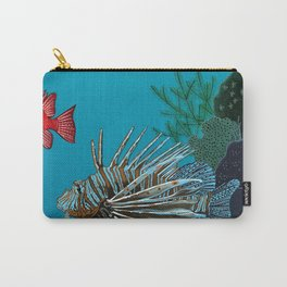 Scorpion & Bigeye fishes Carry-All Pouch