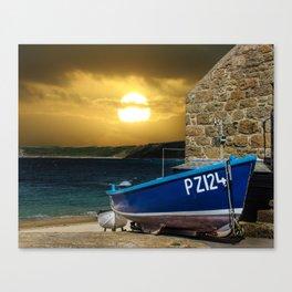 Sennen Cove Cornwall UK  Canvas Print