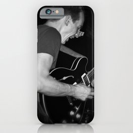 Buck Meek from Big Thief Live in Las Vegas March 2016 iPhone Case