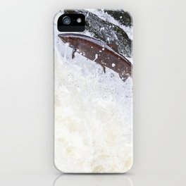 The big fish iPhone Case