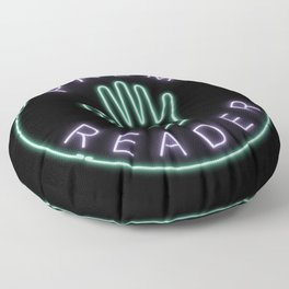 Palm Reader Floor Pillow