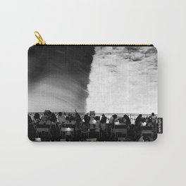 Rome, Tevere Long river | Roma, Tevere lungotevere Carry-All Pouch