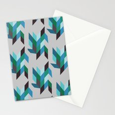 running water Stationery Cards