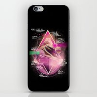 blueprint iPhone & iPod Skins featuring Epic Blueprint by Ramsay Lanier