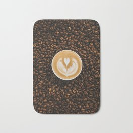 coffee #society6 #decor #buyart Bath Mat