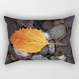 Fallen Leaf Rectangular Pillow