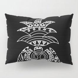 Ornate pineapple - inverted Pillow Sham