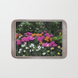 Garden Delight Bath Mat
