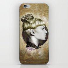 GrimesI iPhone & iPod Skin