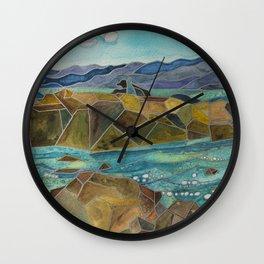 La Jolla Sea Lions Wall Clock