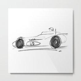 Roadster - No. 69 Metal Print