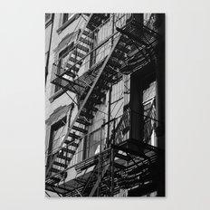 New York City Streets 2 Canvas Print