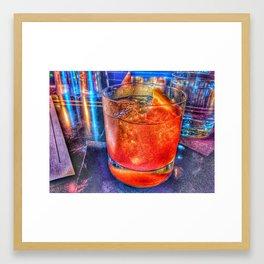 Potent Knickerbocker Framed Art Print