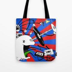 Admiral Analog Tote Bag