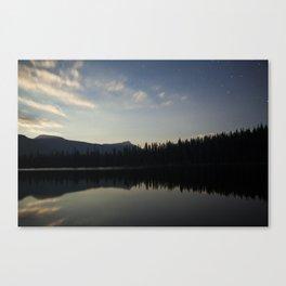 Bear Lake, High Uintas Wilderness Canvas Print