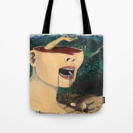 """Ascending Into Consciousness""  Tote Bag"
