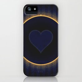 Pluto - The Heart iPhone Case