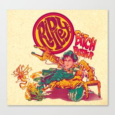 RIPLEY'S BITCH-BUSTER Canvas Print