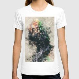 Lil uzi vert art T-shirt