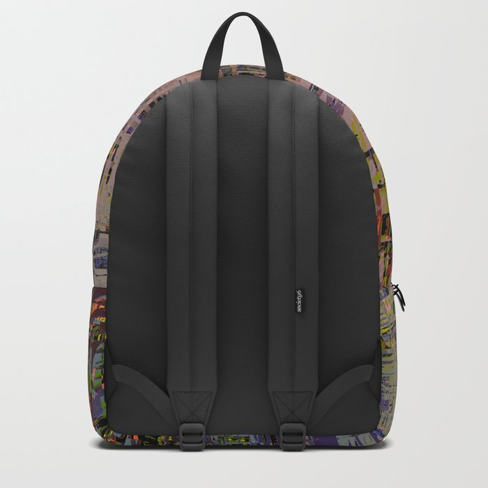 In The Transparent Places Backpack