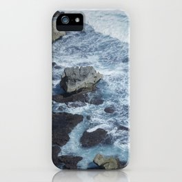 Uluwatu Waters iPhone Case