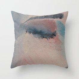 Bruised Skin Throw Pillow