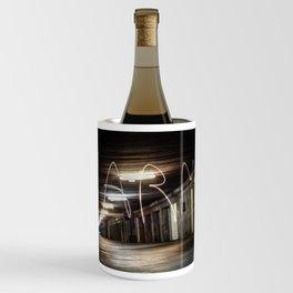 Karma light painting Wine Chiller