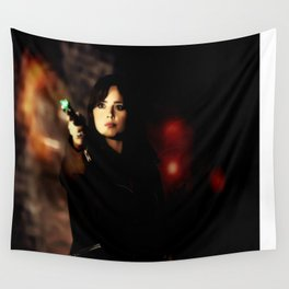 The Witch of the Well Wall Tapestry