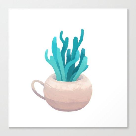 small vase I Canvas Print