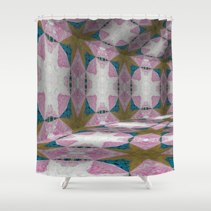 Iconic Hollows 7 Shower Curtain
