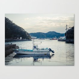 Time to go home Canvas Print